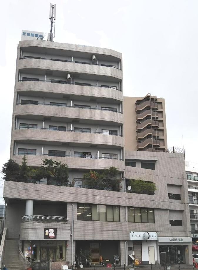 空調 ・衛生設備 前田商会 前田ビル